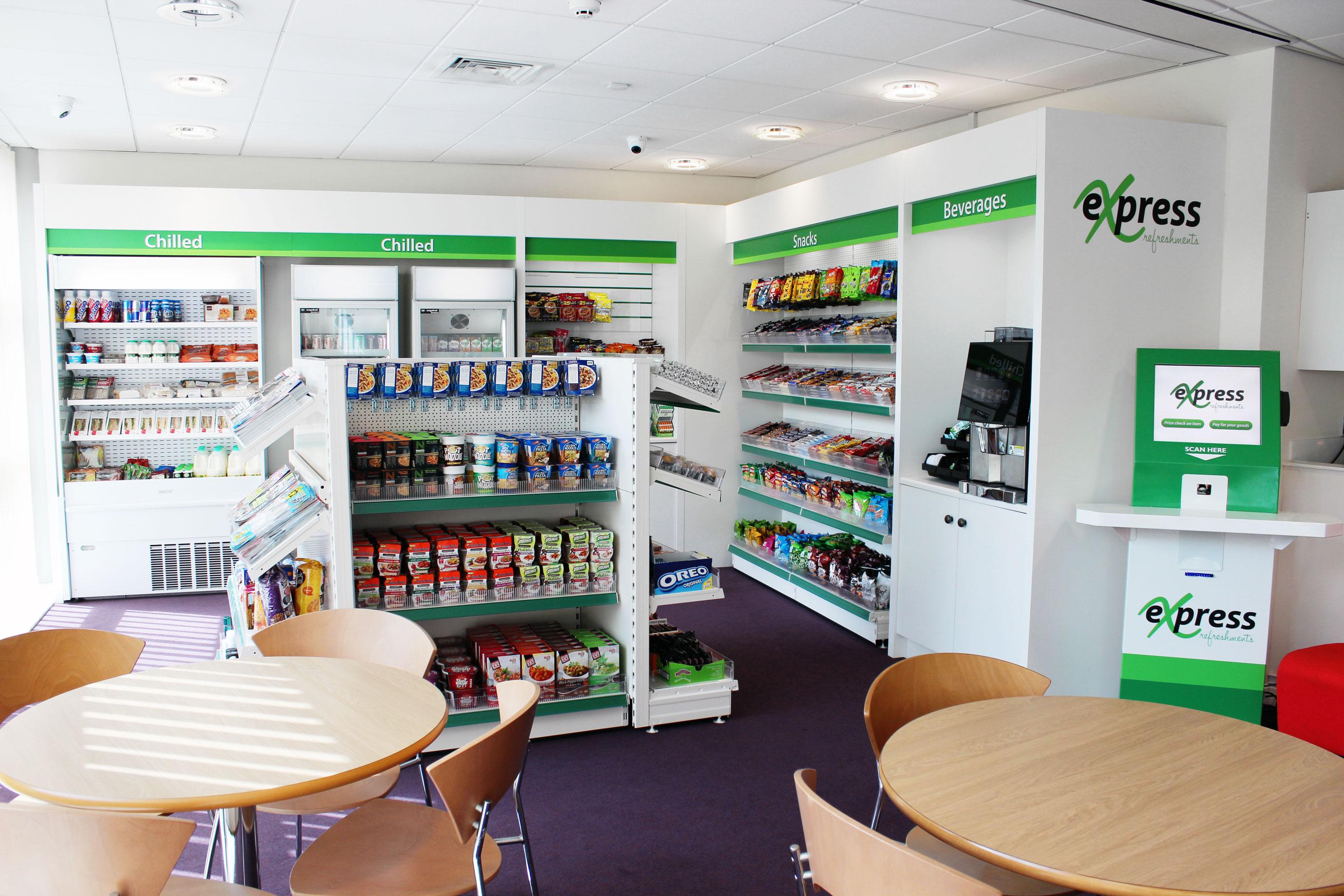 Genesis Centre Inside