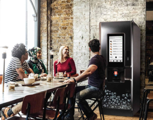 A vending machine from Coinadrink is a great way to strengthen workplace relationships.